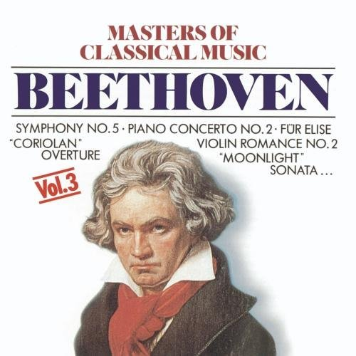 L.V. Beethoven Masters Of Classical Music Dubourg Szenthelyi Dikov Kegel & Scholz Various