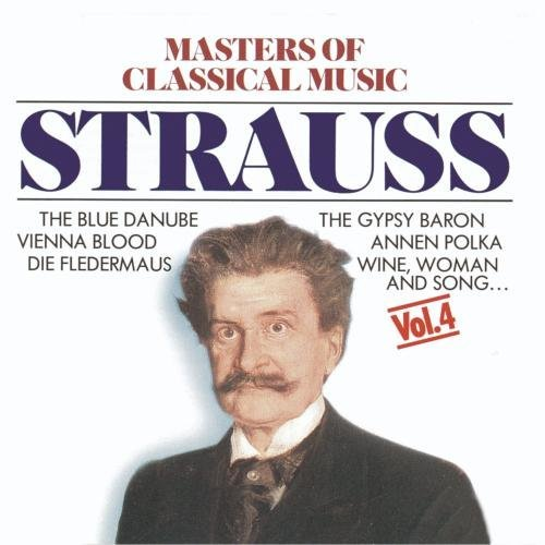 J. Strauss Masters Of Classical Music Francek & Rebel Various