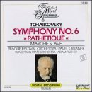 P.I. Tchaikovsky Sym 6 Marche Slave Fischer Hungarian State Orch