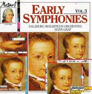 W.A. Mozart Early Sym