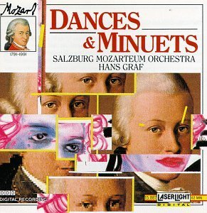 W.A. Mozart Dances & Minutes