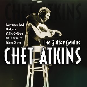 Atkins Chet Guitar Genius Remastered