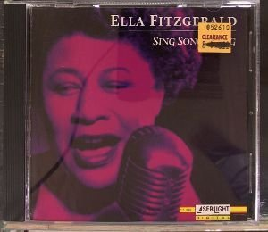Ella Fitzgerald Sing Song Swing