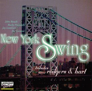 New York Swing Play Roders & Heart Feat. Pizzarelli Bunch Mackrel T T Rodgers & Hart