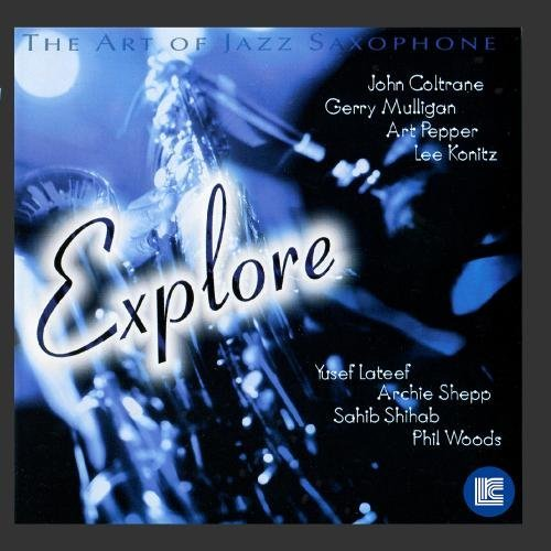 Art Of Jazz Saxophone Explore Coltrane Mulligan Shihab Woods Art Of Jazz Saxophone