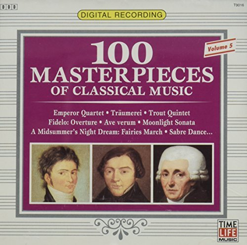 100 Masterpieces Of Classical Music Vol. 5 100 Masterpieces Of Classical Music