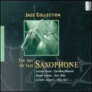 Jazz Collection Art Of Jazz Saxophone 2 CD Set Jazz Collection
