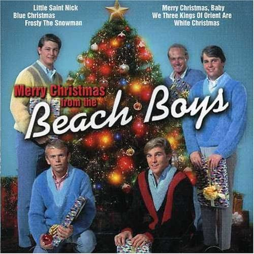 Beach Boys Merry Christmas From The Beach