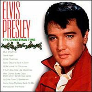 Elvis Presley It's Christmas Time