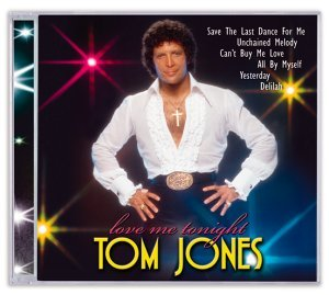 Tom Jones Love Me Tonight