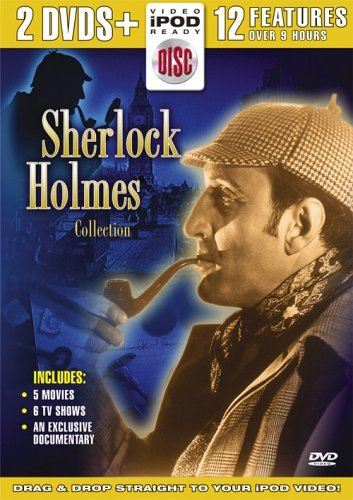 Sherlock Holmes Collection Sherlock Holmes Collection Clr Nr Incl. Ipod Di