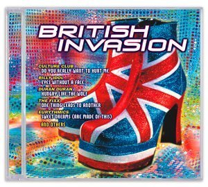 British Invasion British Invasion Fixx Eurythmics Duran Duran Kinks Stone Roses Culture Club