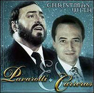 Pavarotti Carreras Christmas With Pavarotti & Car Pavarotti (ten) Carreras (ten) 2 CD Set