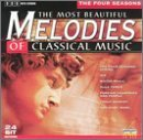 Most Beautiful Melodies Of Cla Four Seasons Vivaldi Bach Handel Schubert Tchaikovsky Schumann Mozart