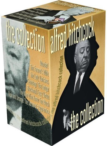 Alfred Hitchcock Collection 2 Bw Mult Dub Sub Nr 7 DVD