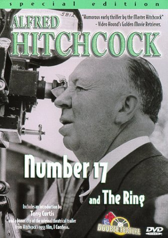 Number 17 (1932) Ring Hitchcock Alfred Bw Mult Dub Sub Keeper Nr Spec. Ed. 2 On 1