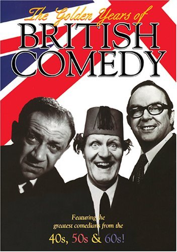 Golden Years Of British Comedy Golden Years Of British Comedy Nr
