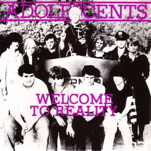 Adolescents Welcome To Reality Ep