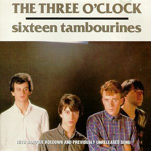 Three O'clock 16 Tambourines