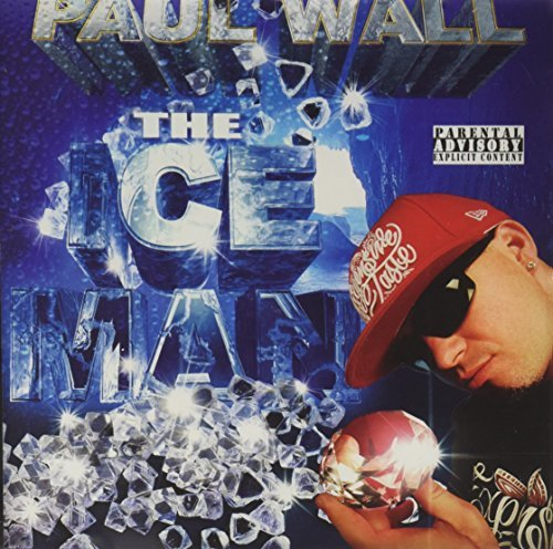 Paul Wall Iceman Explicit Version 2 CD