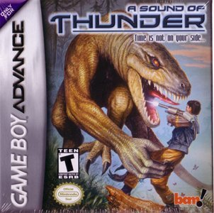 Gba Sound Of Thunder