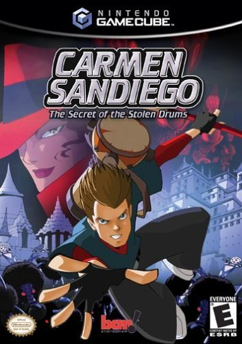 Cube Carmen Sandiego Secret