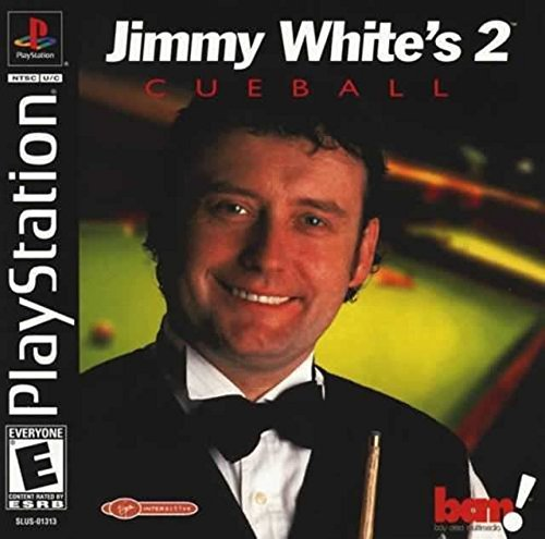 Psx Jimmy White's Cueball 2 E