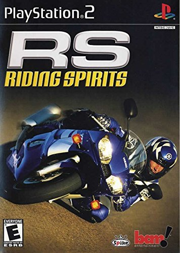Ps2 Riding Spirit