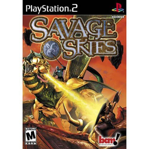 Ps2 Savage Skies Jack Of All Games