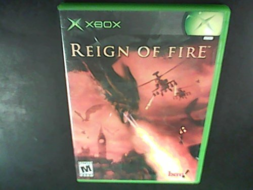 Xbox Reign Of Fire