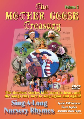 Mother Goose Treasury Volume 2 DVD Nr