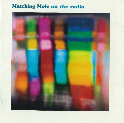 Matching Mole On The Radio