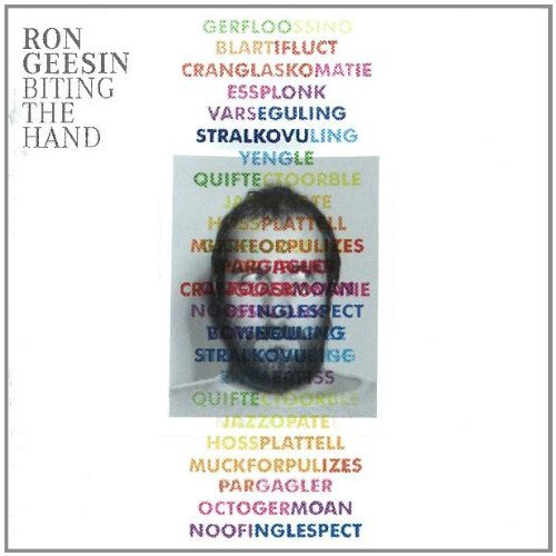 Ron Geesin Biting The Hand Bbc Radio Broa 2 CD