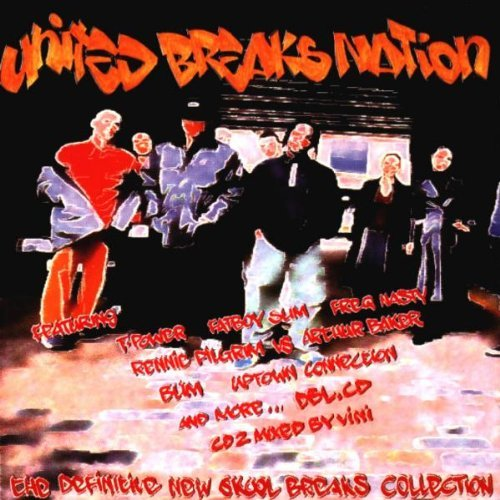 United Breaks Nation United Breaks Nation Freq.Nasty Fat Boy Slim Blim 2 CD 2 Lp Set