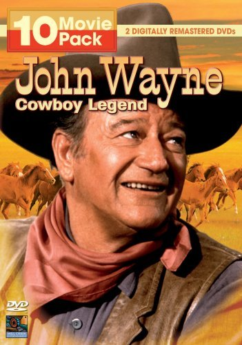 Cowboy Legend 10 Movie Pack Wayne John Nr 2 DVD