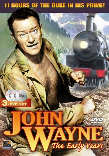 Early Years Wayne John Clr Nr 3 DVD