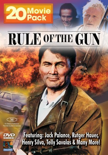 Rule Of The Gun 20 Movie Pack Rule Of The Gun 20 Movie Pack Nr 4 DVD
