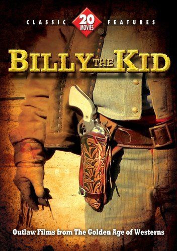 Billy The Kid 20 Movie Pack Billy The Kid 20 Movie Pack Nr 4 DVD