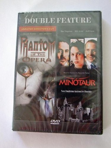 Phantom Of The Opera Minotaur Double Feature