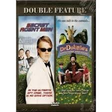 Secret Agent Men Dr Dolittle's Magnificent Adventu Double Feature
