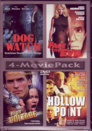 Dog Watch Facethe Devil High Voltage 4 Movie Pack