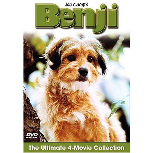 Benji Ultimate 4 Movie Collection DVD Nr