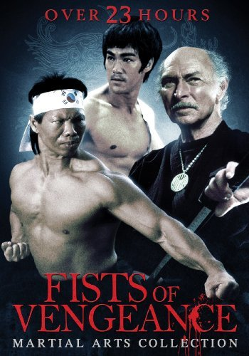 Fists Of Vengeance Fists Of Vengeance R 4 DVD