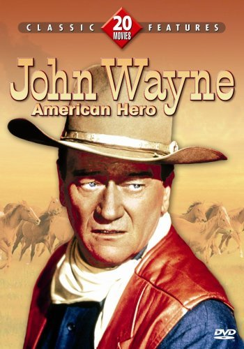 Movie Collection Wayne John Clr Nr 20 On 4