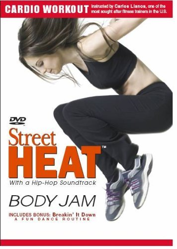 Street Heat Body Jam Clr Nr