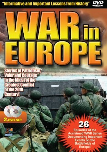 War In Europe War In Europe Clr Nr 2 DVD