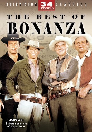 Bonanza Best Of Bonanza Nr 4 DVD