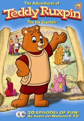 Teddy Ruxpin Vol. 1 Best Of Teddy Ruxpin Nr 2 DVD