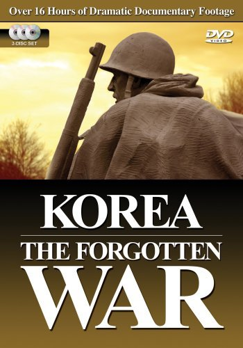 Korea Forgotten War Korea Forgotten War Nr 4 DVD