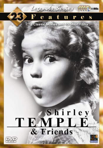 Shirley Temple & Friends Shirley Temple & Friends Nr 4 DVD